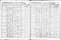 ALLEN, Jacob & Family - 1855 NY State Census
