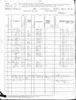 MATHISE, Henry and Family - 1880 US Federal Census - Stark, Herkimer, New York (Page 30 of 30)