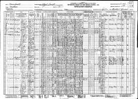 OUELLETTE, Wilfred & Family - 1930 US Federal Census
