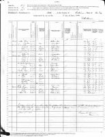 VAN VALKENBURGH, Philip & Family and Lewis & Family