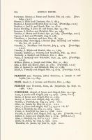 PARTRIDGE Family - Vitals Births of Medway, MA to 1850 - Page 104