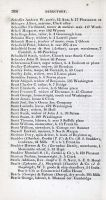 SCHELL Family - 1841 Boston, MA City Directory - Page 366
