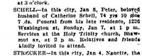 SCHELL, Peter Charles