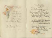 SCHULER, Norman and Grace (Kirkland) Marriage Certificate, 14 Feb 1948