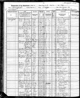 VAN BRINK, Francis and Family - 1915 NY Census