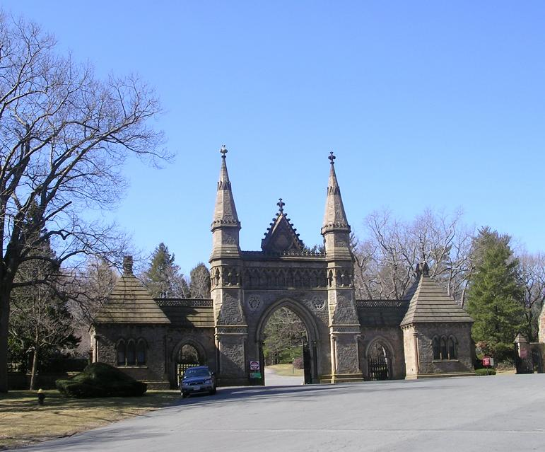 Forest Hills Cemetery,