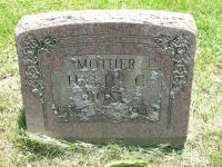 FITCH, Hattie Conklin - Grave
