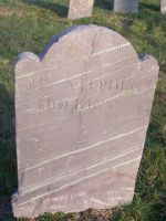 HOPKINS, Stephen - Gravestone