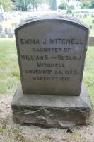 MITCHELL, Emma J - Grave