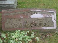 VAN VALKENBURGH, Harlon Lee and Ide Mae (Crossway) Grave