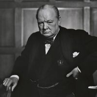 CHURCHILL, Sir Winston - Thumbnail