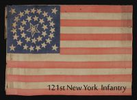 MILITARY - CIVIL WAR - New York 121st Infantry Regiment Veteran