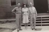 CRIMINs, Fred and Betty Schuler Wedding Picture - 28 - Aug 1942
