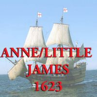 HISTORY - PASSAGE 1623 - Anne & Little James Passenger