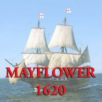 HISTORY - PASSAGE 1620 - Mayflower Passenger