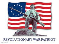 MILITARY - REVOLUTIONARY WAR - Patriot