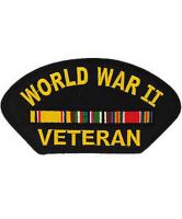 MILITARY - WORLD WAR II - Veteran