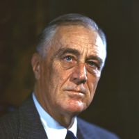 Franklin Delano ROOSEVELT, 32nd President of the USA